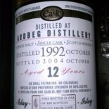Old Malt Cast Ardbeg 1992