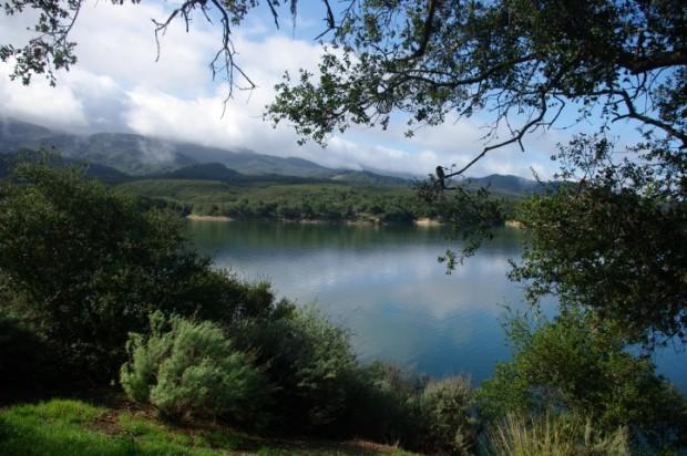 Lake Cachuma.