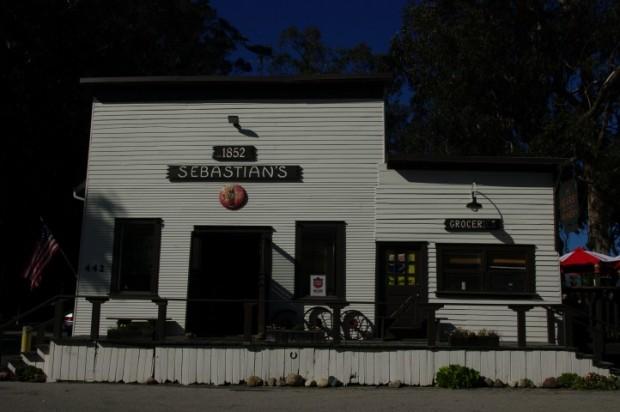 Sebastian's Store -- burgers, beer, wine, etc.