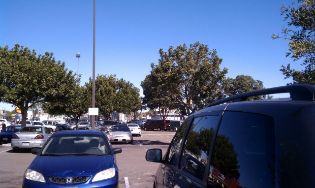 The Parking Lot.