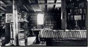 The old Carmel library.