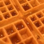 That, sir, is a fine looking waffle.