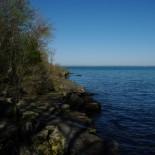 Looking northwest from Kelleys Island.