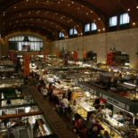 The West Side Market.