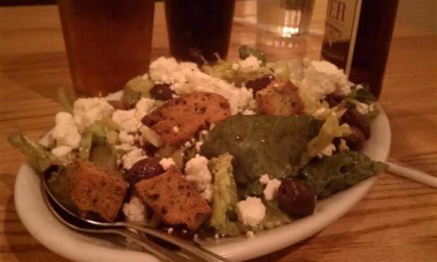 Round 2: Yummy Salad.