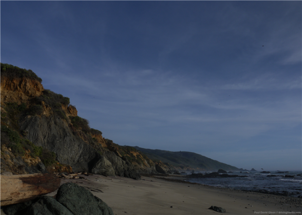 Andrew Molera Beach, Big Sur, California