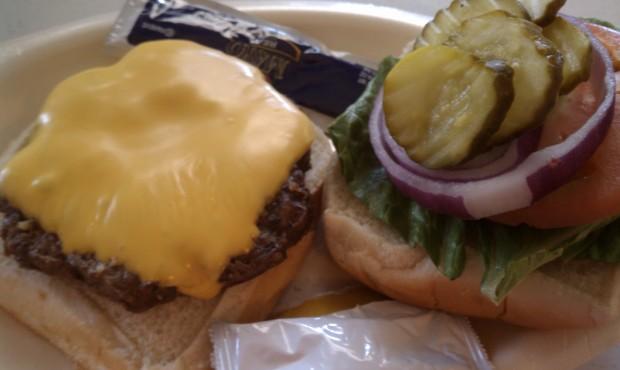 Cheeseburger!