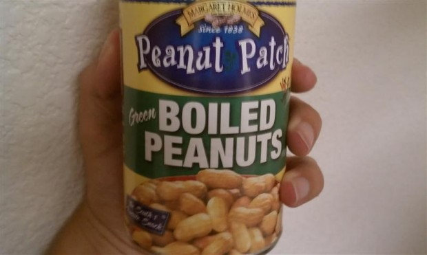Boiled peanuts ... your favorite snack now in the convenience of a can!