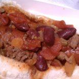 Sol Foods Chili Dog, Springdale, UT.
