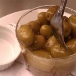 Yummy olives.