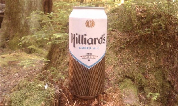 Hilliards's Hipster Ale.