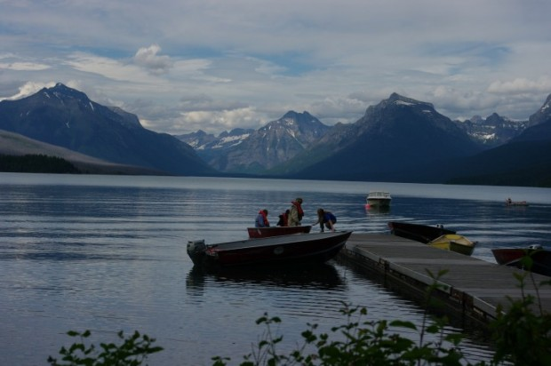 Lake McDonald.