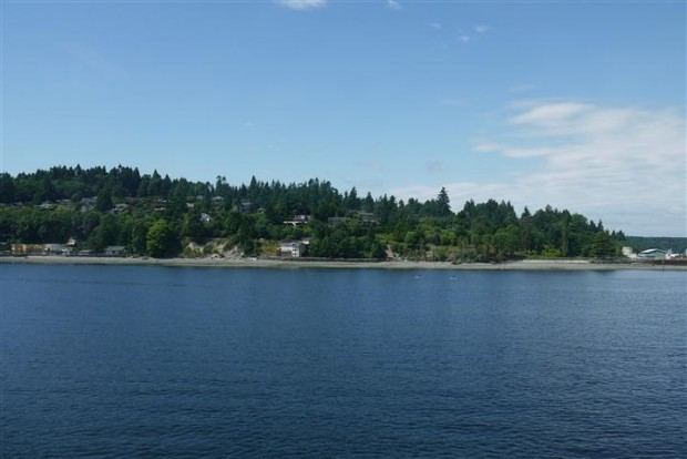 Hello, Bainbridge Island.