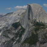 Before we leave, one last look at Half Dome...