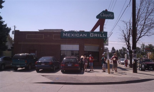 The original Chipotle.