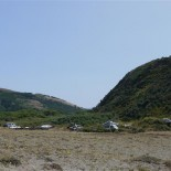 Mattole Beach Campground.