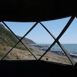 View from the abandoned lighthouse.