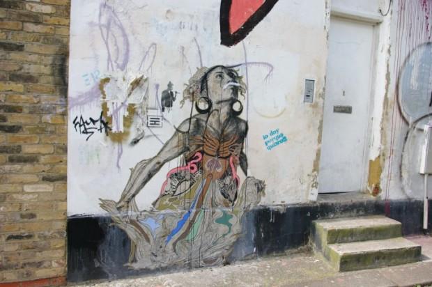 Excellent street art.