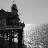 The Brighton Pier.